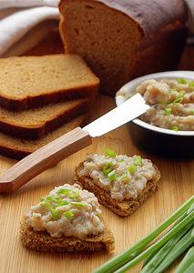 Как приготовить форшмак из сельди – простой рецепт